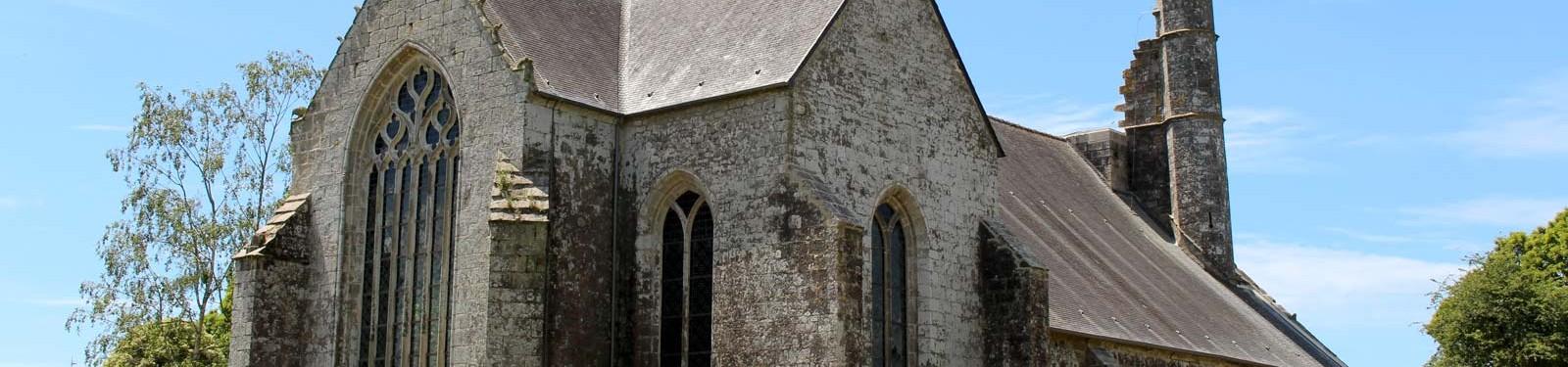 La chapelle de saint germain mairie de plogastel saint germain - La quincaillerie saint germain ...